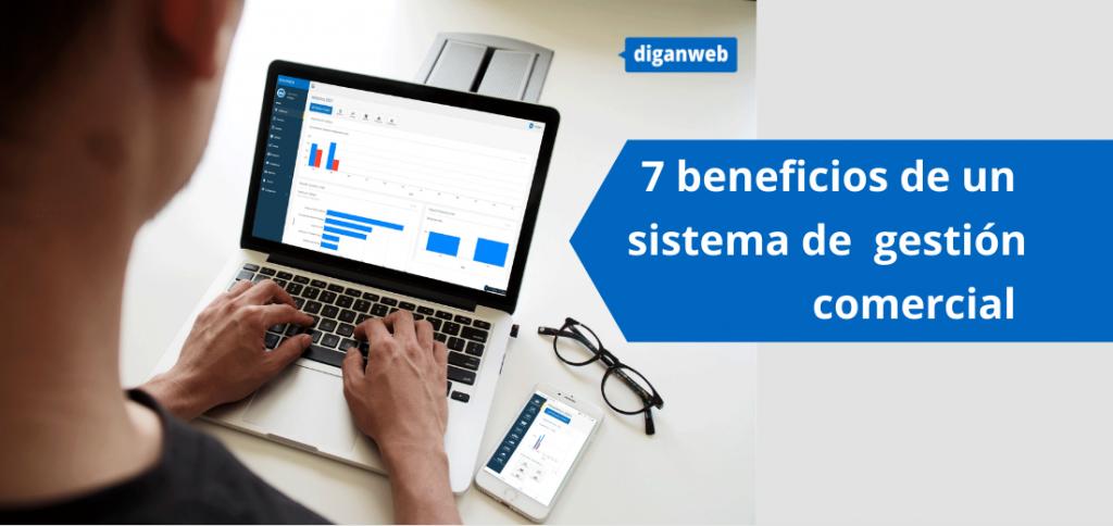 Beneficios de un sistema de gestión comercial