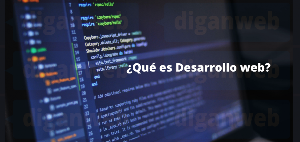 ¿Que es desarrollo web?